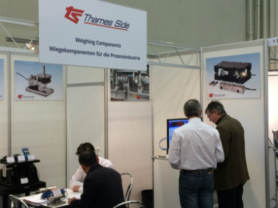 Powtech 2016 - Booth Image #2