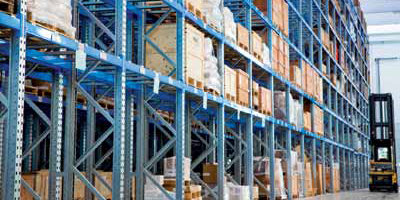 Thames Side Sensors Warehouse