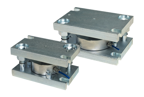 Load Cell Assembly : T low profile weighing assembly thames side